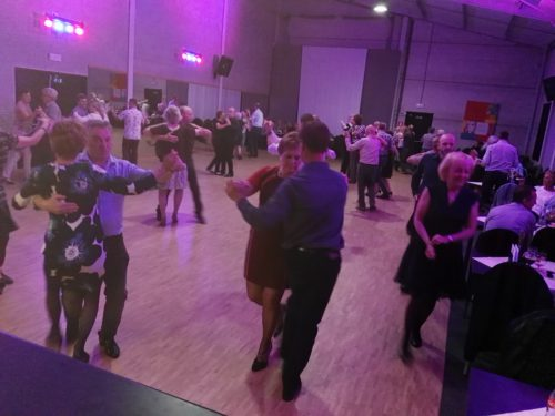 Dansnamiddagen en dansavonden