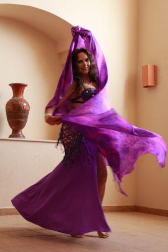 Oriëntaalse dans en buikdans